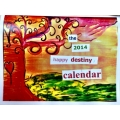 2014 Happy Destiny Calendar