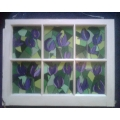 Window - Irises